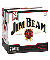 more on Jim Beam White Label And Cola 4.8% Cube