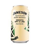 more on Jameson Irish Whiskey Smooth Dry And Lime