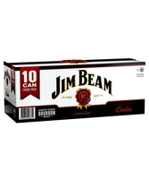 more on Jim Beam White Label And Cola 4.8% 10 Pack
