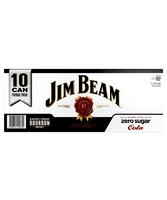 more on Jim Beam White Label Zero Sugar 10 Pack