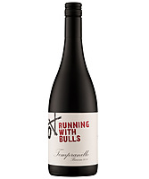 more on Running With Bulls Tempranillo Barossa