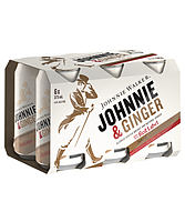 more on Johnnie Walker Red And Ginger Can 375ml