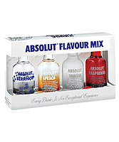 more on Absolut Flavours 4pack 50ml