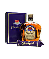 more on Crown Royale De Luxe Canadian Whisky 750