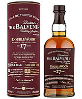 more on Balvenie 17 Year Old Double Wood Scotch Wh