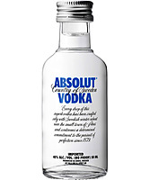 more on Absolut Vodka 50ml