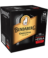 more on Bundaberg Up 4.6% Rum And Cola 330ml Block