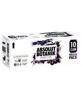 more on Absolut Botanik 5.7% Berry Lime Can 10 Pack