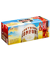 more on Southern Comfort And Cola 10 Pack Can 375m