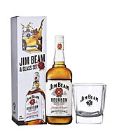 more on Jim Beam White Label 700ml Plus Glass