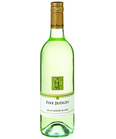 more on Five Judges Sauvignon Blanc