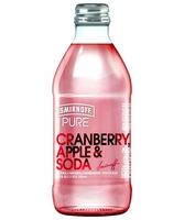 more on Smirnoff Pure Cranberry Apple And Soda 300