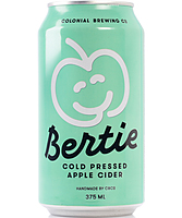 more on Colonial Bertie Cider 375ml Can