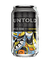 more on Untold Spiced Rum With Ginger Beer 6% Ca