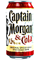 Photo of Captain Morgan Spiced Gold And Cola 4.5%