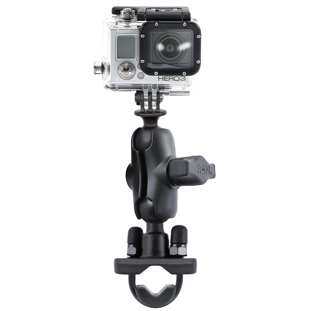 Unpkd Ram Mount Short Gopro Camera