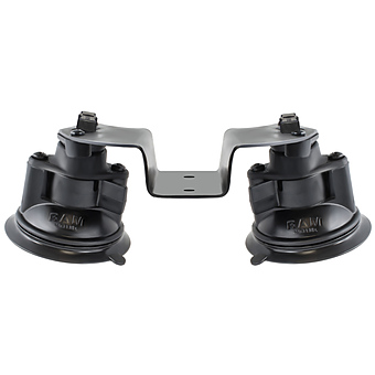 RAM-189B-PIV1U  RAM DOUBLE SUCTION BASE PIVOT