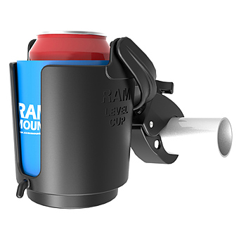 RAM-B-132-400U DRINK CUP HOLDER WITH TOUGH CLAW