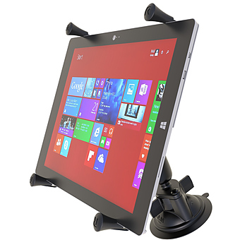 RAM-B-166-UN11U  RAM SUCTION MNT X-GRIP FOR 12 INCH TABLETS
