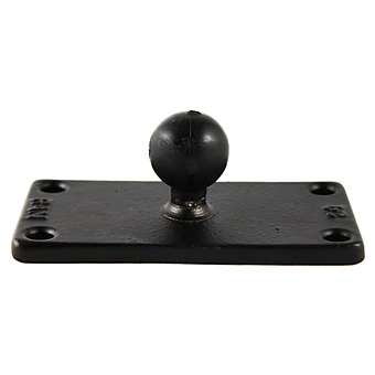 RAM-B-202U-24  2INCH X 4 INCH WITH 1 INCH BALL