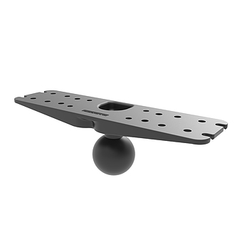 RAM-D-111BU   11 INCH X 3 INCH WITH 2 1-4 INCH BALL