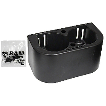 RAM-FP-CUP2 BOX END DUAL CUP HOLDER