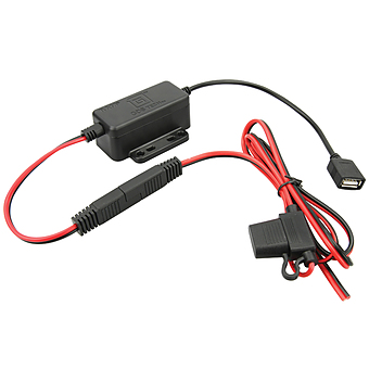 RAM-GDS-CHARGE-V7BU  8.40 VDC IN: 5VDC (USB2.0)-9VDC USB A- F-MALE CHARGER