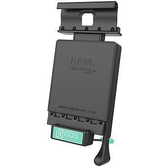 RAM-GDS-DOCKL-V2-SAM16U   GDS Locking Dock For Samsung Tab A 8.0
