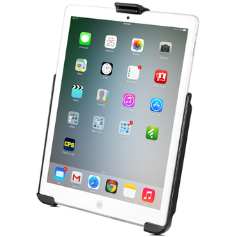 RAM-HOL-AP14U  RAM EZ-ROLLER Cradle for the Apple iPad mini 1-3 WITHOUT CASE, SKIN OR SLEEVE
