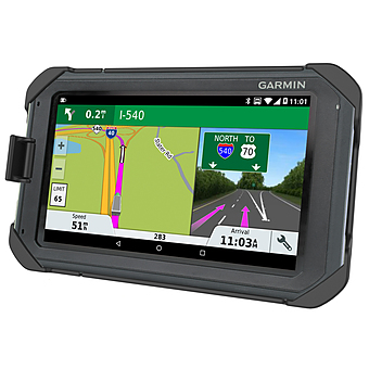RAM-HOL-GA75LU   HOLDER FOR THE GARMIN FLEET 7XO SERIES