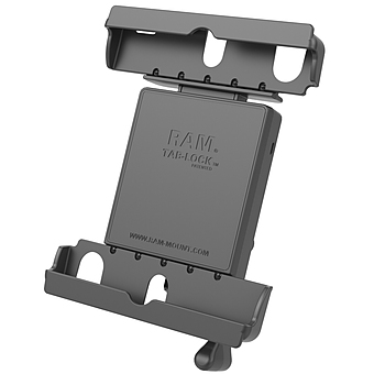 RAM-HOL-TABL20U  TAB LOCK FOR THE IPAD AIR 1 AND 2 PLUS 9.7 WITH CASE