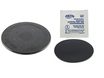 "RAP-350-35BU  3.5"" ADHESIVE SUCTION CUP BASE"