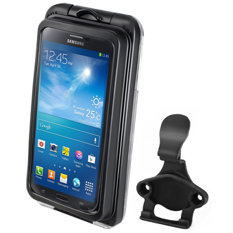 RAM-HOL-AQ7-2COU  RAM AQUA BOX Pro 20 Case with CRADLE CLIP for the iPhone 5, 4 and 3 WITH OR WITHOUT CASE, SKIN OR SLEEVE