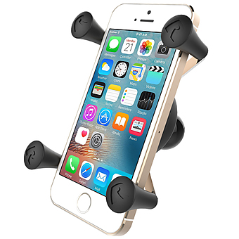 RAM-HOL-UN7BU  RAM Universal X-Grip For Phones With 1 Inch Ball