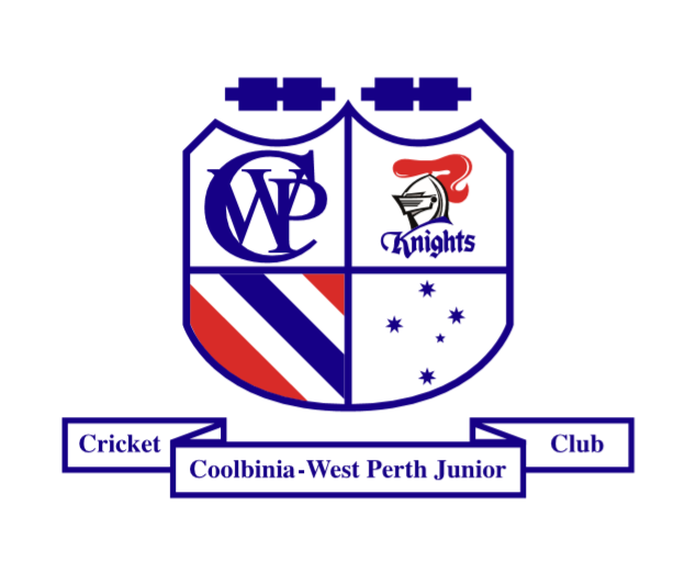 Coolbinia West Perth Junior Cricket Club Logo