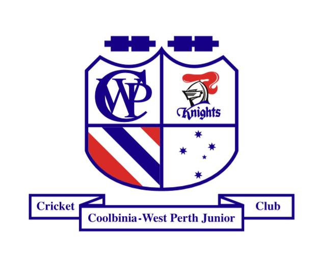 Coolbinia West Perth Junior Cricket Club Logo