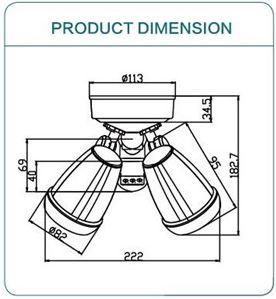 BL2020 Dimension