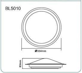 BL5010 Dimension