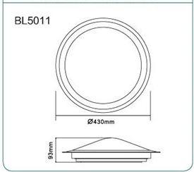BL5011 Dimension