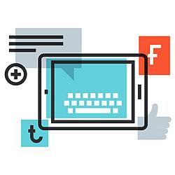 Social Media Marketing image - click to shop