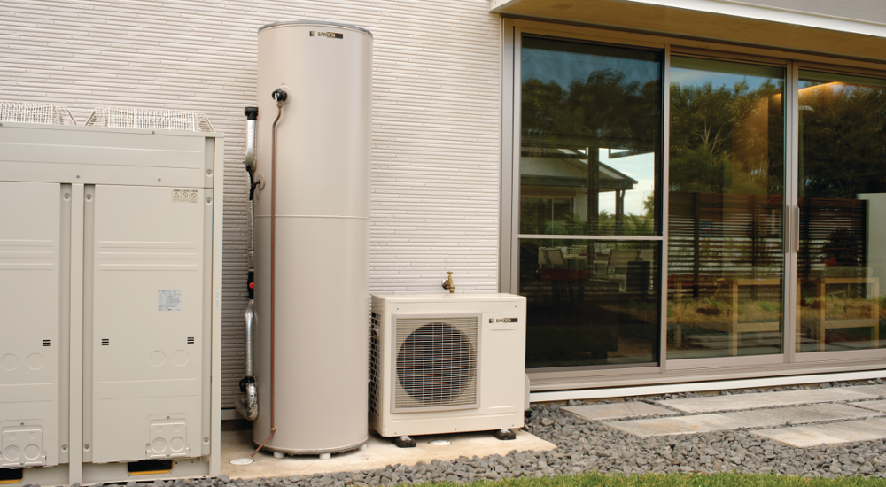 We Supply Perth's Best Heat Pumps to Bellevue