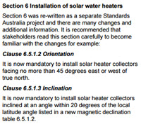 Solar Hot Water Orientation Perth