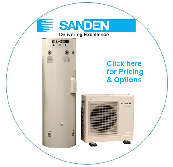 Sanden Eco Plus Heat Pump