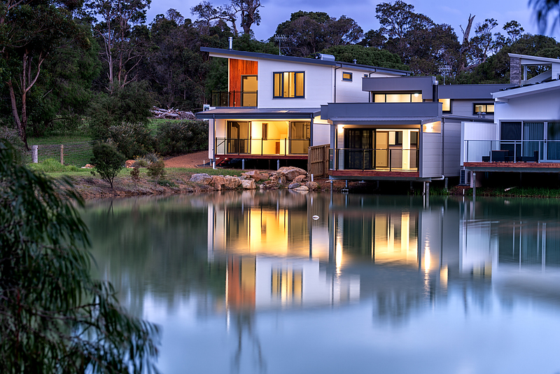 more photos on Margaret River Lakeside + Lot 2