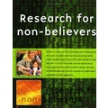 Research for non believers includes 2 case studies - 5 pages from Volume 18 of Marketing Matters Magazine, 2007