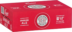 COOPERS SPARKLING ALE CANS