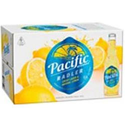PACIFIC RADLER 2% 330ML STUBBIES
