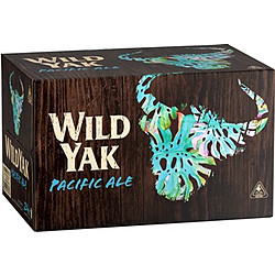 WILD YAK  345ML STUBBIES