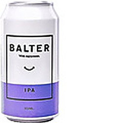 BALTER IPA 375ML CANS 4PK