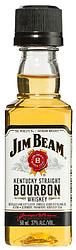JIM BEAM 50ML - 2 BTLS LEFT ONLY!